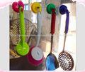 Pá de mandril de gancho, elástico fatia gancho, elástico gancho de utensílios de cozinha