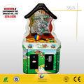 Wd-b02 wangdong Mr. lobo máquina de juegos electrónicos para niños