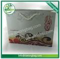 la costumbre de compras de papel bolso de diseño de la bolsa de papel del fabricante de china