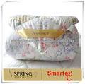 colcha de lana lavable pura