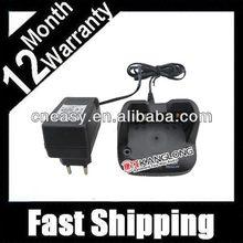 Inteligente!! Proble de radio cargador de batería para icom ic-v80