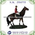 venta caliente decoración del hogar estatua del caballo