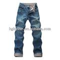 venta al por mayor de algodón de los hombres pantalones de mezclilla pantalones vaqueros de mezclilla proveedor