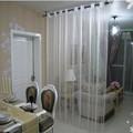 3m*3m cortina de la secuencia en tamaño grande para la decoración de la pared