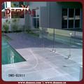 piscina de vidro projetos parapeito