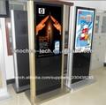 """46"""" centre commercial publicité écran lcd, tv lcd affichage publicitaire, samsung panneau lcd affichage publicitaire"""
