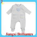 venta al por mayor de china los bebés varones azul blanco cabeza babygrow ropa bebe