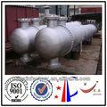 Intercambiador de calor para el aceite de/de la industria química