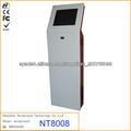 pantalla táctil de metal máquina kiosco