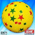 Bola de juego de goma