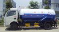 Dongfeng Vacío de succión de aguas residuales camión
