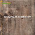 handscrape pvc pisos de vinilo para la cancha de baloncesto como aspecto de madera