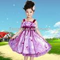 Caliente la venta de niñas poco nuevo vestido de la manera 2014 jk-9001-7