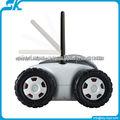 Nuevo 2013!!! App- controlado wifi radio control de coches rover nube con la cámara rc tanque