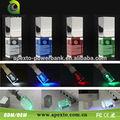 Baratos! La publicidad de promoción usb, de cristal de colores de luz usb memoria flash de 128mb 128 a gb muestra disponible
