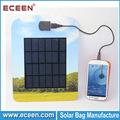 Fashional papel cartão design nivea painel solar, nivea carregador solar para o telefone móvel