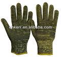 ce aprobado en388 kevlar guantes anti corte guantes de kevlar