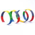 venta caliente pulsera de silicona personalizadas para los niños de regalo sedex fábrica de auditoría