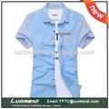 La ropa de los hombres,, camisa de moda para los hombres, camisas para hombre casual