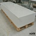 Acrílico 6mm mármol hoja de superficie sólida/hoja de mármol cultivado