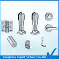 koyuet divisórias banheiro montagem hardware acessórios da porta de banheiro público