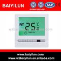 programable de gas del calentador de agua del termostato