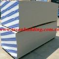 Partición y placas de yeso Drywall