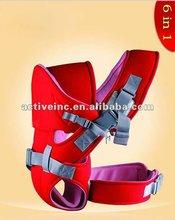 mochila porta bebé moda 6 en 1 baby gear