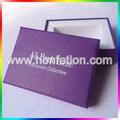Hôtel de luxe sur mesure de papier de chocolat boîte& boîte de papier pour l'emballage de chocolat