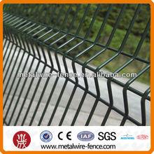 paneles de la cerca de malla de alambre