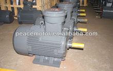 yb2 serie a prueba de explosión 2.2 kw motor trifásico