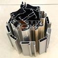 Suministro de perfiles de aluminio de alta calidad para armarios muebles de cocina y cuarto de ducha