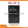 Batería Li-Polímero para Nokia BL-5CA BL5CA BL5-CA 1100/1100/1200/2310
