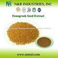 extracto de fenogreco 50% saponinas a partir de semillas de alholva