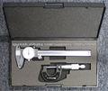 medición de herramientas SDK K-129-404
