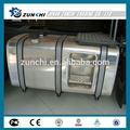 accesorios de camiones pesados de aluminio tanque de combustible diesel para camiones howo