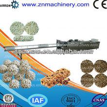 Industrial Automática Profesional de Stainelss Acero Máquinas para la barra del cereal