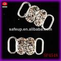 robin salto de cristal anéis de peças da sapata ornamentos