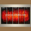venta al por mayor moderno abstracto de acrílico con textura de antigüedades pinturas de aceite para la venta