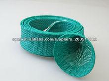 mangas trenzadas de alta calidad para la pesca de la protección varilla