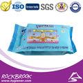 caliente la venta de buena calidad competitivo orgánica bebé toallita húmeda fabricante de china