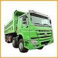 camiones usados para la venta de sinotruk howo 8x4 camiones volquete camiones en china
