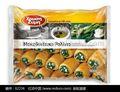 coloridoimpreso de grado de alimentos congelados al vacío de alimentos bolsa