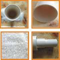 Norma ASTM tubo tubo de pvc transparente de 6 pulgadas