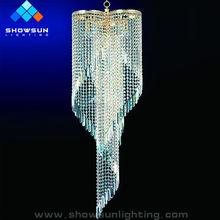 Candelabros grandes lamparas