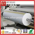 brillo 24 micrones película térmica para la laminación de papel