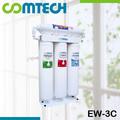 4- etapa de pie soporte rápido- cambiado pre- filteration sistema de agua purificador