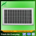 de aire hvac rejillas de ventilación de plástico para puertas