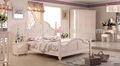 romântico idílico princesa quarto conjunto