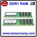 mémoire ram ddr 1 go 400 mhz pour ordinateur de bureau